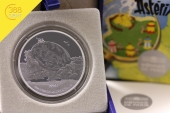 Frankreich 10¤ Asterix Heroes of Comics 1oz Unze Silber 2013 PP